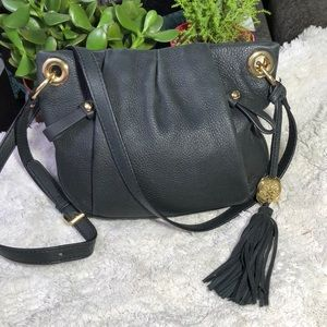 Vince Camuto Cristina Slouchy Leather Crossbody